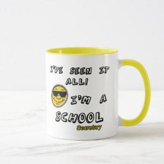 School Secretary Mug