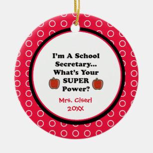 Secretary Christmas Gifts on Zazzle