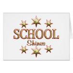 School Shines Cards