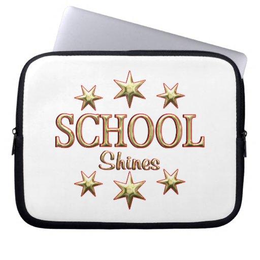 School Shines Laptop Sleeves