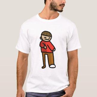 school shirt. T-Shirt