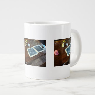 School Slates Large Coffee Mug