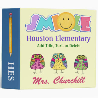 School Smile Binder 2 - SRF