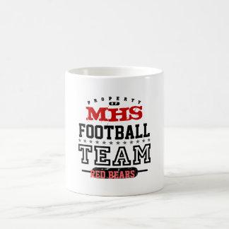 School Sport Team Coffee Mug