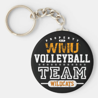 School Sport Team Keychain