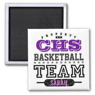 School Sport Team Magnets