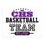 School Sport Team Postcards