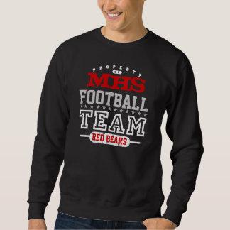 School Sport Team Sweatshirt