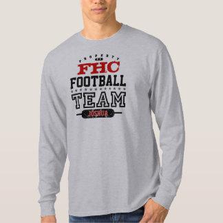 School Sport Team Tee Shirt