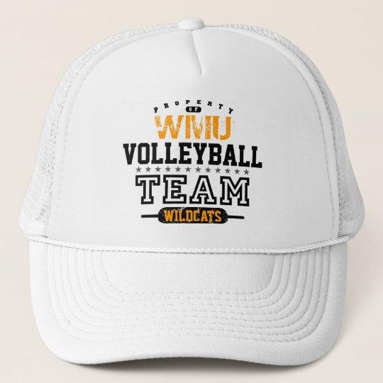 School Sport Team Trucker Hat