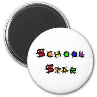 School Star Magnet
