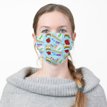School Supplies Cloth Face Mask