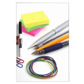 School Supplies Dry-Erase Whiteboards