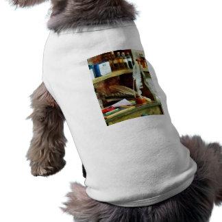 School Supplies in General Store T-Shirt