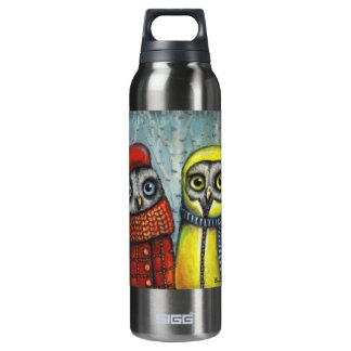 School Sweethearts 16 Oz Insulated SIGG Thermos Water Bottle