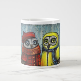 School Sweethearts 20 Oz Large Ceramic Coffee Mug