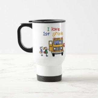 School T Shirt Travel Mug