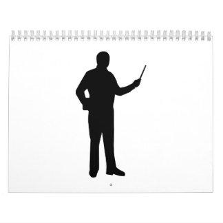 School teacher calendar