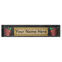 School Teacher | DIY Name Name Plate