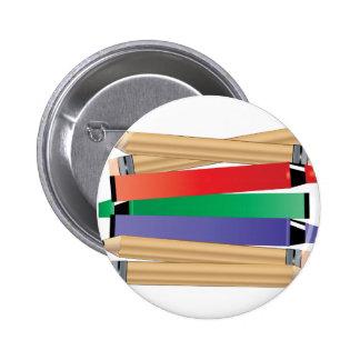 School Tools 2 Inch Round Button