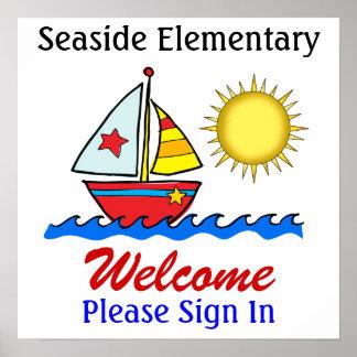 School Welcome - SRF Poster