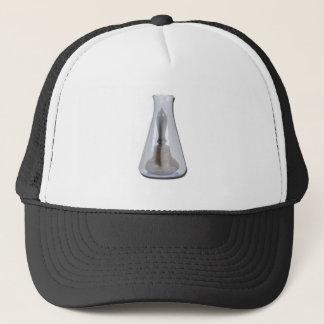 SchoolBellGlassBeaker122312 copy.png Trucker Hat