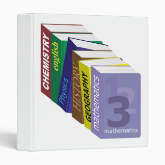 Schoolbooks 3 Ring Binder