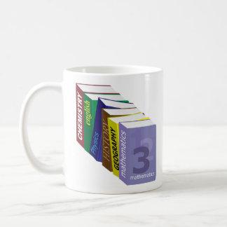 Schoolbooks Coffee Mug