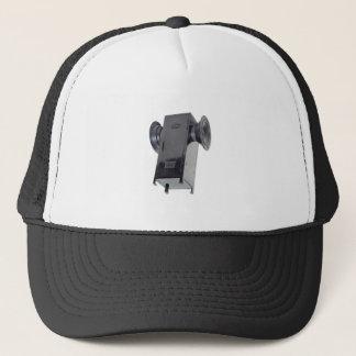 SchoolBoomBoxTall Trucker Hat