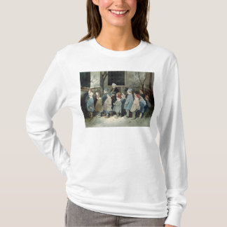 Schoolboys in the Playground T-Shirt