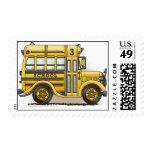 Schoolbus Stamps