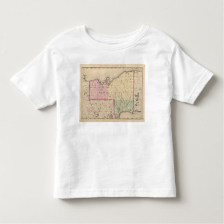 Schoolcraft County Michigan Toddler T-shirt