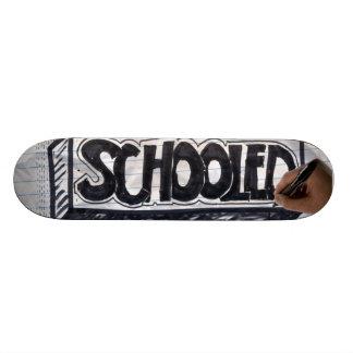 Schooled Skateboard Deck