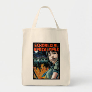Schoolgirl Apocalypse Eco Bag! Tote Bag