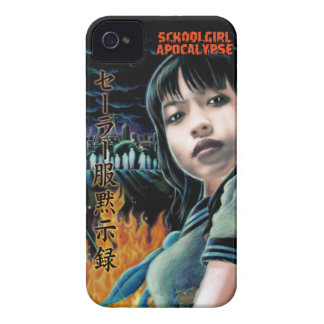 Schoolgirl Apocalypse iPhone Cover