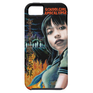 Schoolgirl Apocalypse iPhone Cover