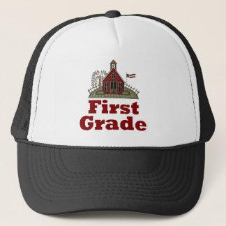 Schoolhouse 1st Grade Trucker Hat