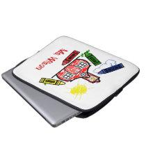 Schoolhouse & Crayons Electronics Bag For Teachers