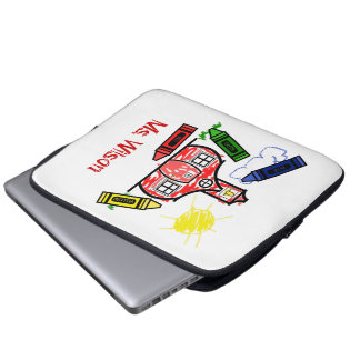 Schoolhouse & Crayons Electronics Bag For Teachers