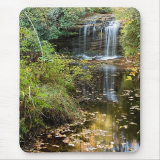 Schoolhouse Falls Mouse Pad