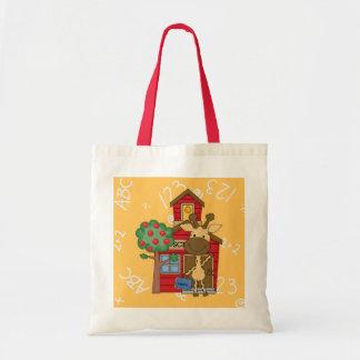 Schoolhouse Giraffe Bag