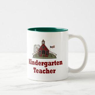 Schoolhouse Kindergarten Mug
