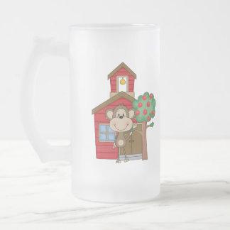 Schoolhouse Monkey Coffee Mug