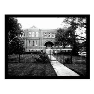 Schoolhouse Postcard