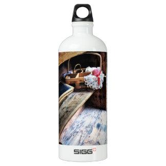 Schoolmarm's Desk Aluminum Water Bottle
