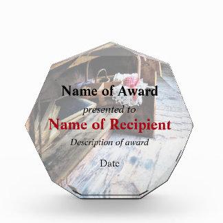 Schoolmarm's Desk Award