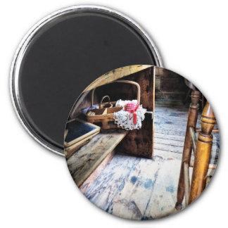 Schoolmarm's Desk Magnet