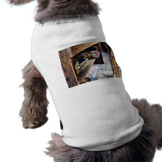 Schoolmarm's Desk Shirt