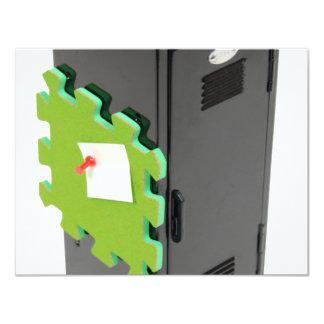 SchoolNotes052109 4.25x5.5 Paper Invitation Card