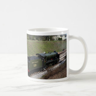 "Schools Class No. 928 """"Stowe"""" at Horsted Keynes Coffee Mugs"